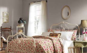 Entrancing Gray Color Bedroom Of Neutrals