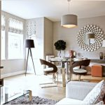 Entrancing Living Room Wall Mirrors Of For Decor With Silver Regarding
