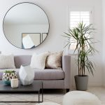 Entrancing Living Room Wall Mirrors Of How E The Right Way
