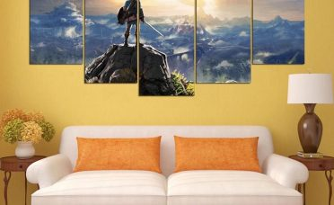 Entrancing Wall Art For Bedroom Of Printed With Aaa Quality Canvas This