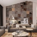 Exquisite Accent Wall Living Room Of Tile Inspirational Texture Designs Tiles In Kitchen