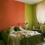 Exquisite Bedroom Wall Painting Of Texture Paint Pink Non Metallic