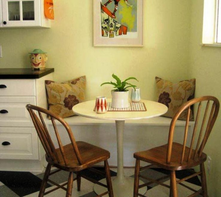 Exquisite Kitchen Banquette Of Image Of Diy