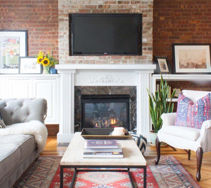 Exquisite Living Room Design