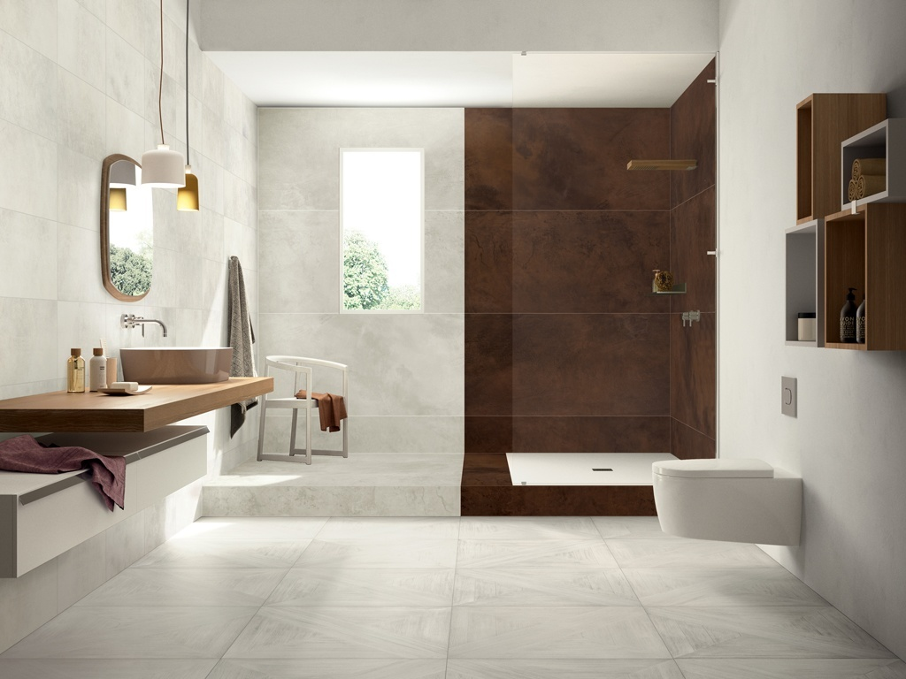 Exquisite Wall Tiles For Bedroom Of Mansion Wood Look Bathroom Tiles