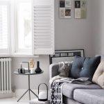 Extraordinary Light Grey Living Room Of Scandinavian Interiors Hay Cushions