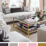 Extraordinary Living Room Colors Of Pretty With Pink