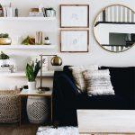 Extraordinary Living Room Wall Mirrors Of How E The Right Way
