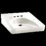 Extraordinary Wall Hung Bathroom Sink Mercial Sinks Ers Mounted