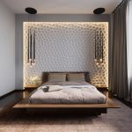 Eye Catching Bedroom Wall Designs Of Bedroomscool Contemporary Small Design Ideas And Honey