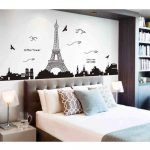 Eye Catching Bedroom Wall Designs Of More Unique Beautiful