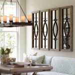 Eye Catching Wall Decor For Living Room Of Decorating With Architectural Mirrors Inspiration