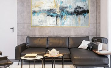 Fascinating Bedroom Wall Art Canvas Of Product Name Abstract Painting Modern Pictures Large