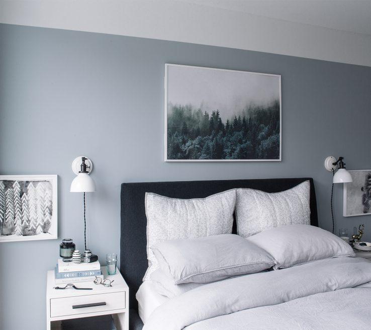 Gray Bedroom Decor Of Inspiration