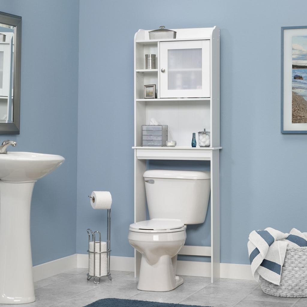 Home Depot Bathroom Wall S Of Over Toilet Oak Photo