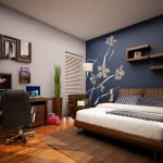 Impressing Bedroom Wall Decorations Of Full Size Of Modern Decor Beautiful Art