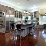 Impressing Contemporary Kitchen Of Designs Picture