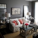 Impressing Gray Paint Living Room Of My Room The Big Reveal