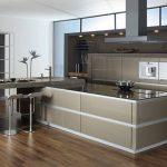 Impressing Modern Kitchen Of More Simple Design