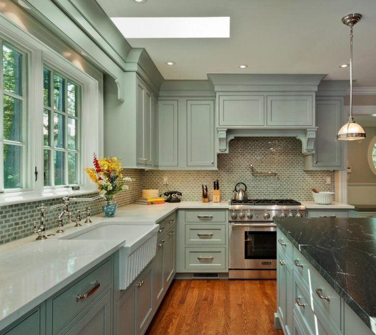 Impressing Painted Kitchen Ideas Of Diy Painting S Pictures