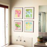 Ing Art In Bathroom Of For Kids