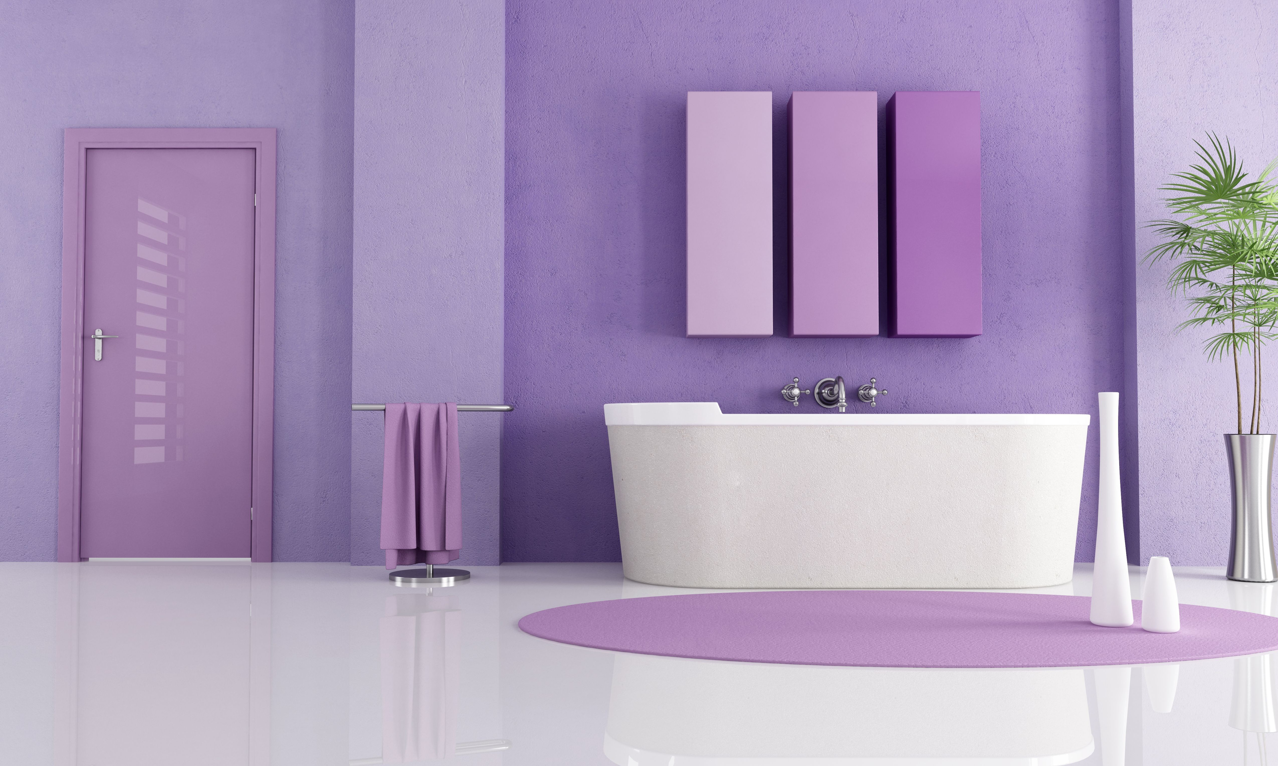 Ing Bathroom Wall Paint Ideas