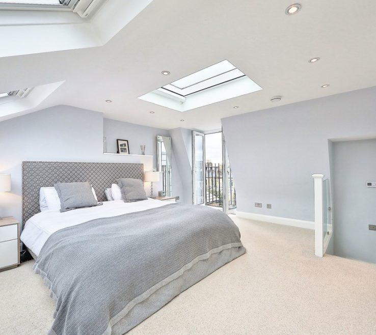 Loft Bedroom Acnn Decor