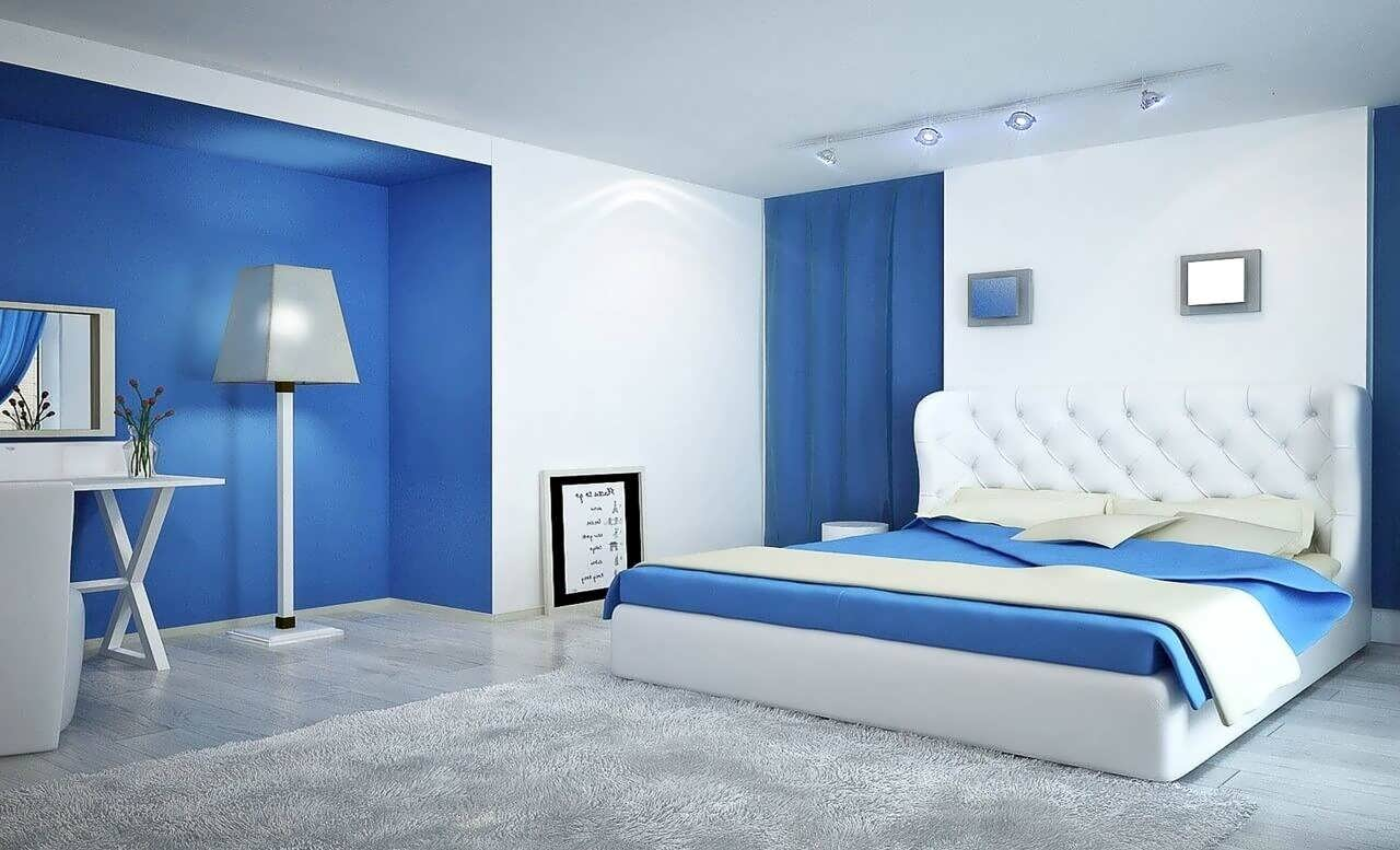 Inspiring Bedroom Wall Colors Of Great Luxury