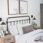 Inspiring Bedroom Wall Decor Of Our Winter Home Tour And Tips