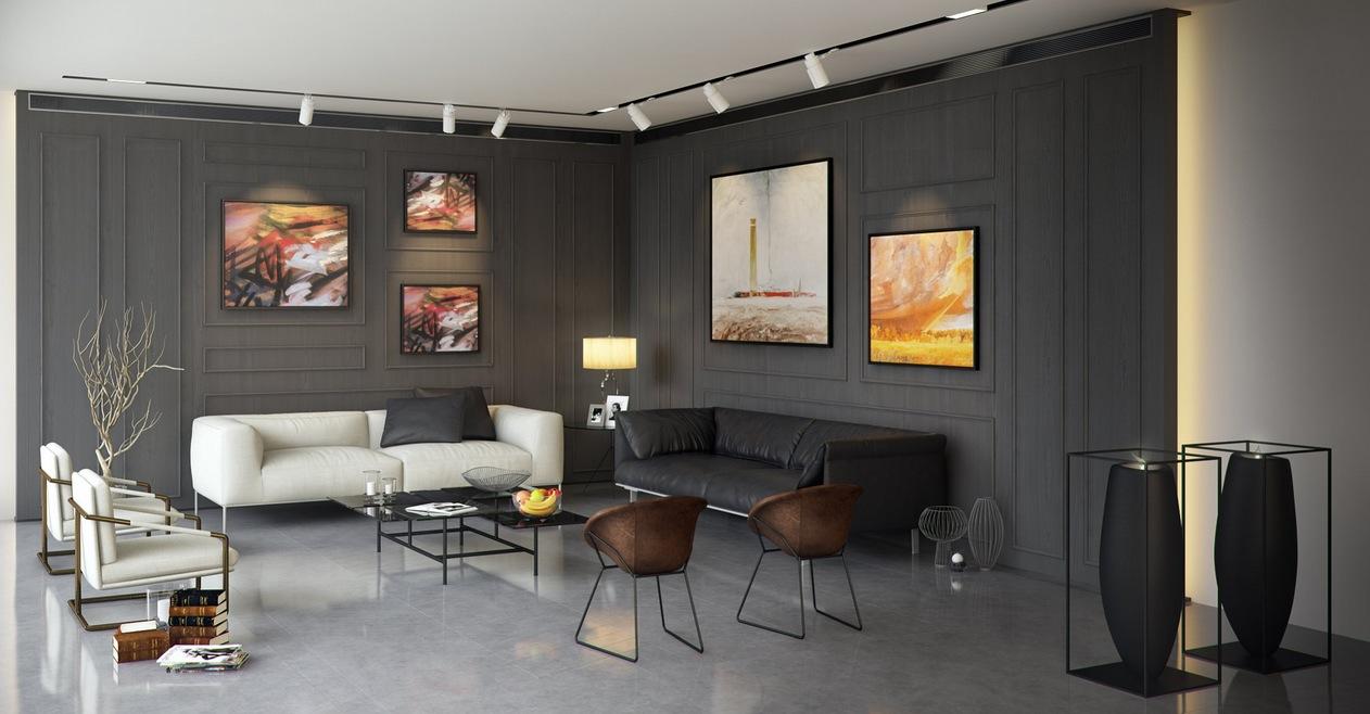 Inspiring Living Room Wall Panels Of
