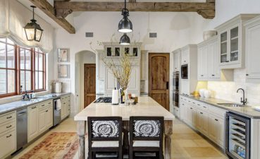 Interior Design For Rustic Kitchens Of Design Visions Of Austin Kitchen