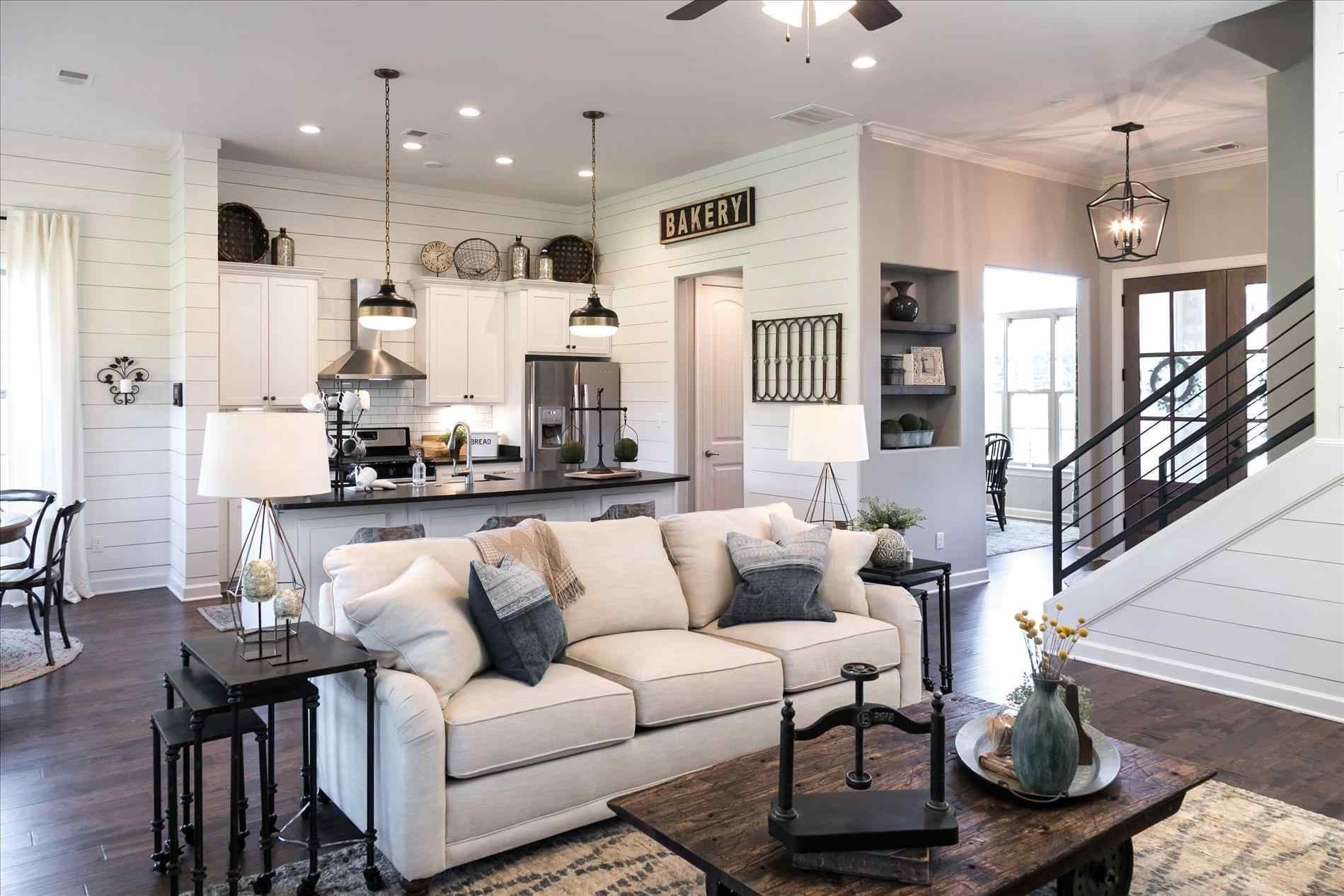 Joanna Gaines Kitchen Of Living Room Designs Amazing E ...