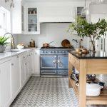 Kitchen Floor Tile Ideas Of White Tiles For Small Kitchens Elegant
