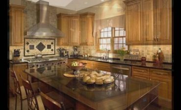 Kitchens With Black S Of Backsplash Ideas For Granite And Maple S