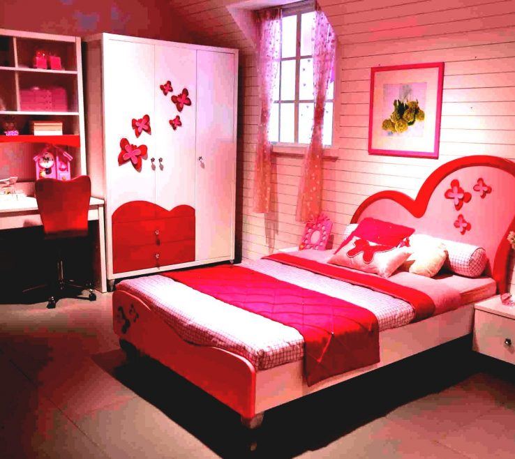 Likeable Master Bedroom Ideas Of Stunning Romantic Red With Bed For Couple