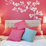 Likeable Wall Decor Teenage Girl Bedroom Of Bedroom Paint Designs Painting Ideas Stunning