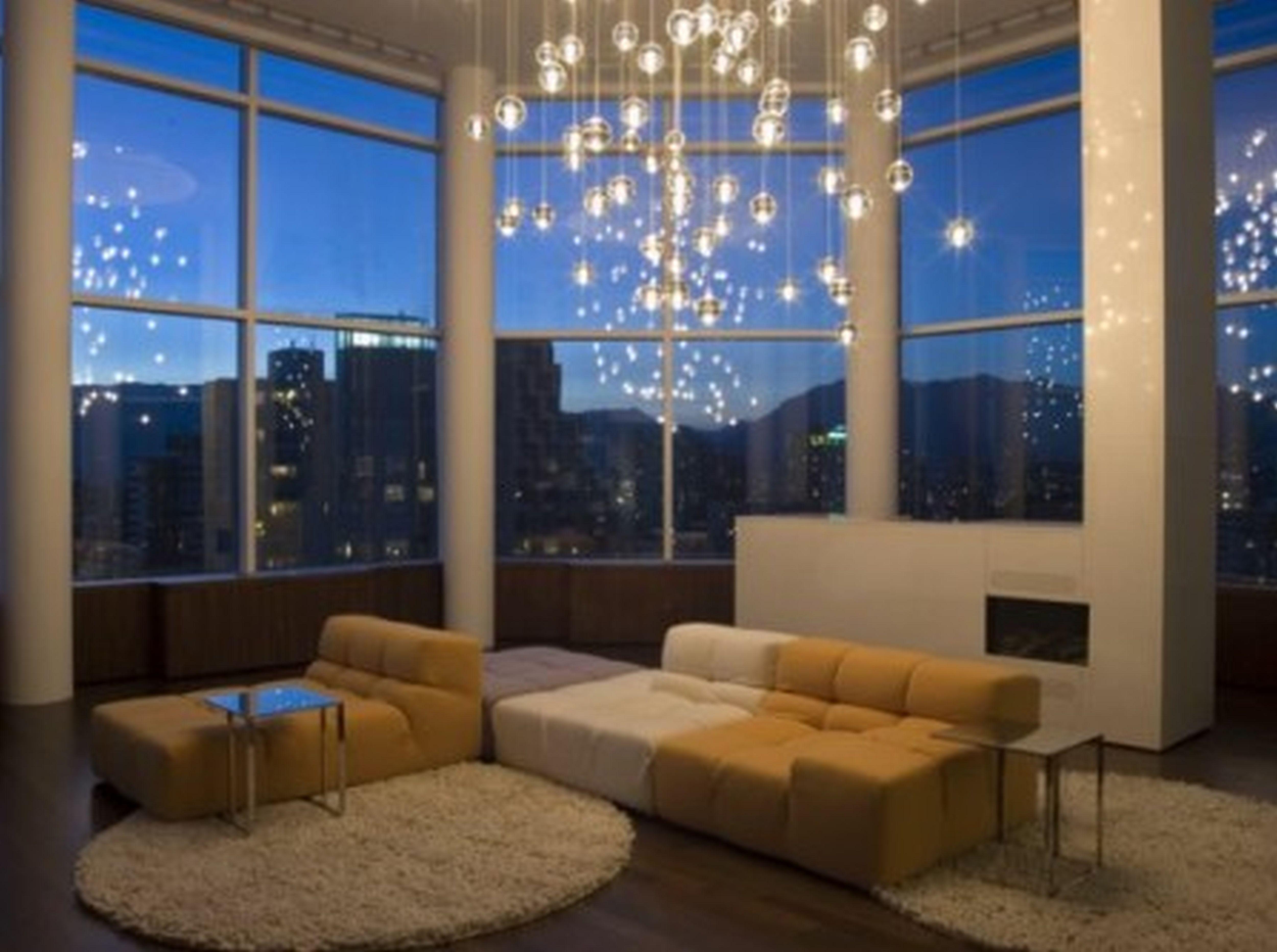 Living Room Lighting Ideas Of Photos
