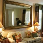 Living Room Wall Mirrors Of For Room Doing It Right Big