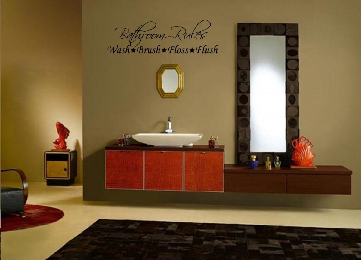 Lovely Bathroom Wall Decor Of Vintage Decors Accessories Acnn Decor