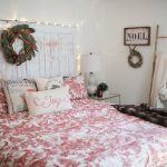 Lovely Bedroom Wall Decor Of Holiday Inspiration E Inspired