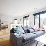 Lovely Gray Paint Living Room