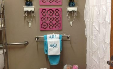 Lovely Pictures For Bathroom Wall Decor Of Diy Ideas Diy Home