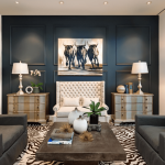 Magnificent Accent Wall Living Room