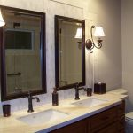 Magnificent Bathroom Wall Sconces Of Mirror