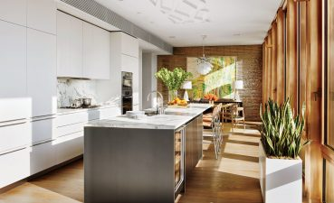 Magnificent Contemporary Kitchen Ideas Of Sleek And Inspiring Kitchens Photos