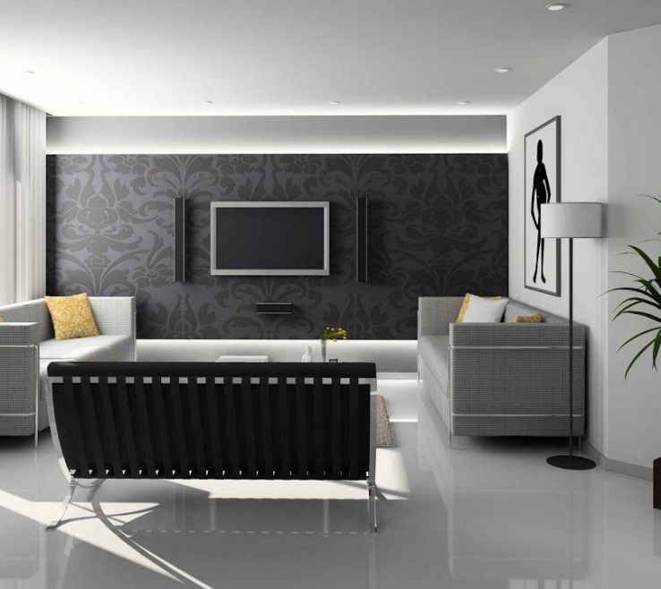Magnificent Grey Living Room Ideas