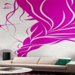 Magnificent Wall Paintings For Living Room Of Creative Painting Ideas