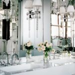 Mesmerizing Bathroom Wall Sconces Of Elegant Sconce For With Luxury Sink