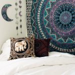 Mesmerizing Bedroom Wall Tapestry Of Voodoo Dreams Mandala