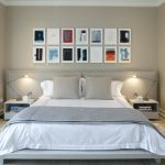 Mesmerizing Master Bedroom Wall Decor Ideas Of The Lower Bed Creates More Space Giving